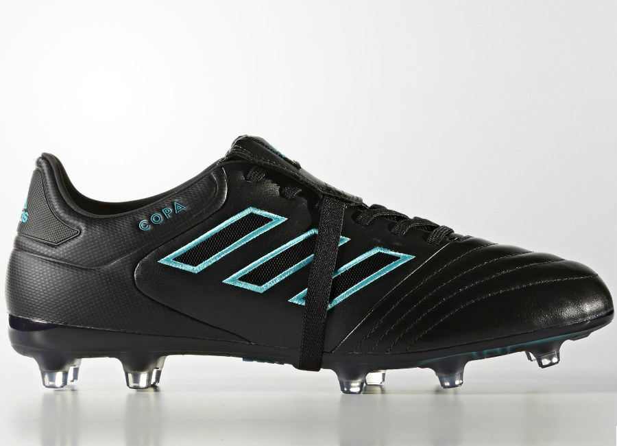 Adidas Copa Gloro 17 2 Firm Ground Boots Core Black Energy Blue