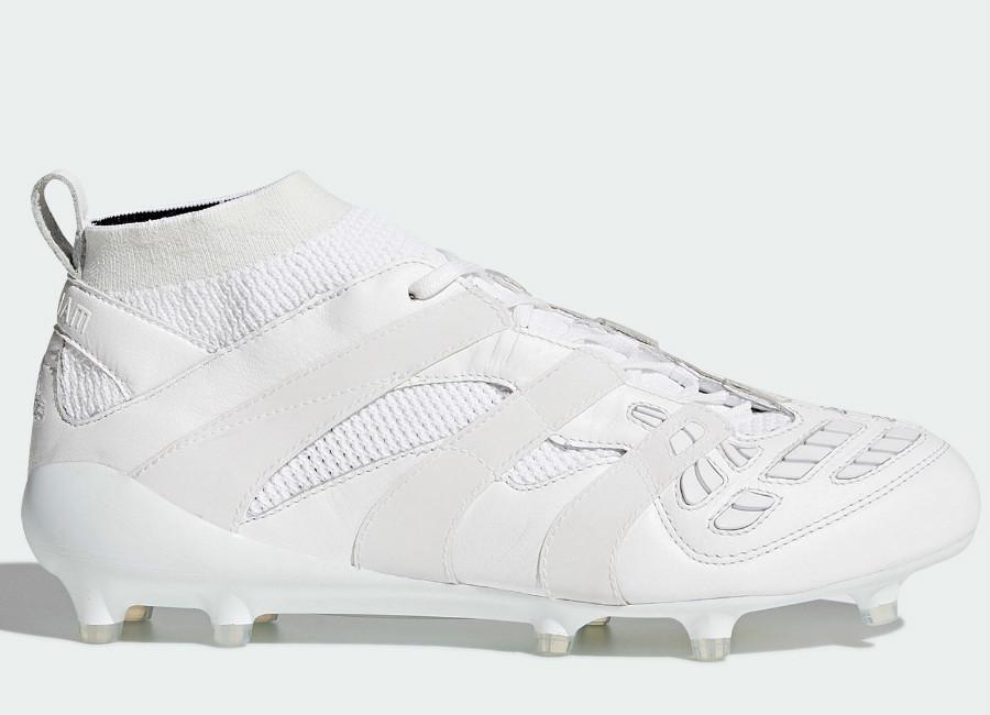 7d95bb08b Adidas David Beckham Accelerator Firm Ground Boots - Running White    Running White   Running White