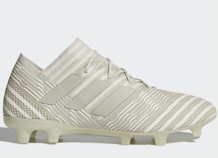 Adidas Nemeziz 17.1 FG Earth Storm - Clear Brown / Sesame / Chalk White