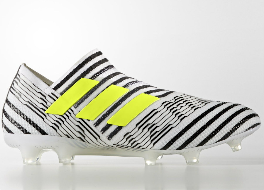 Details Adidas Nemeziz 17+ 360 Agility Firm Ground Boots - Footwear White Solar  Yellow Core Black ... 481660d5f