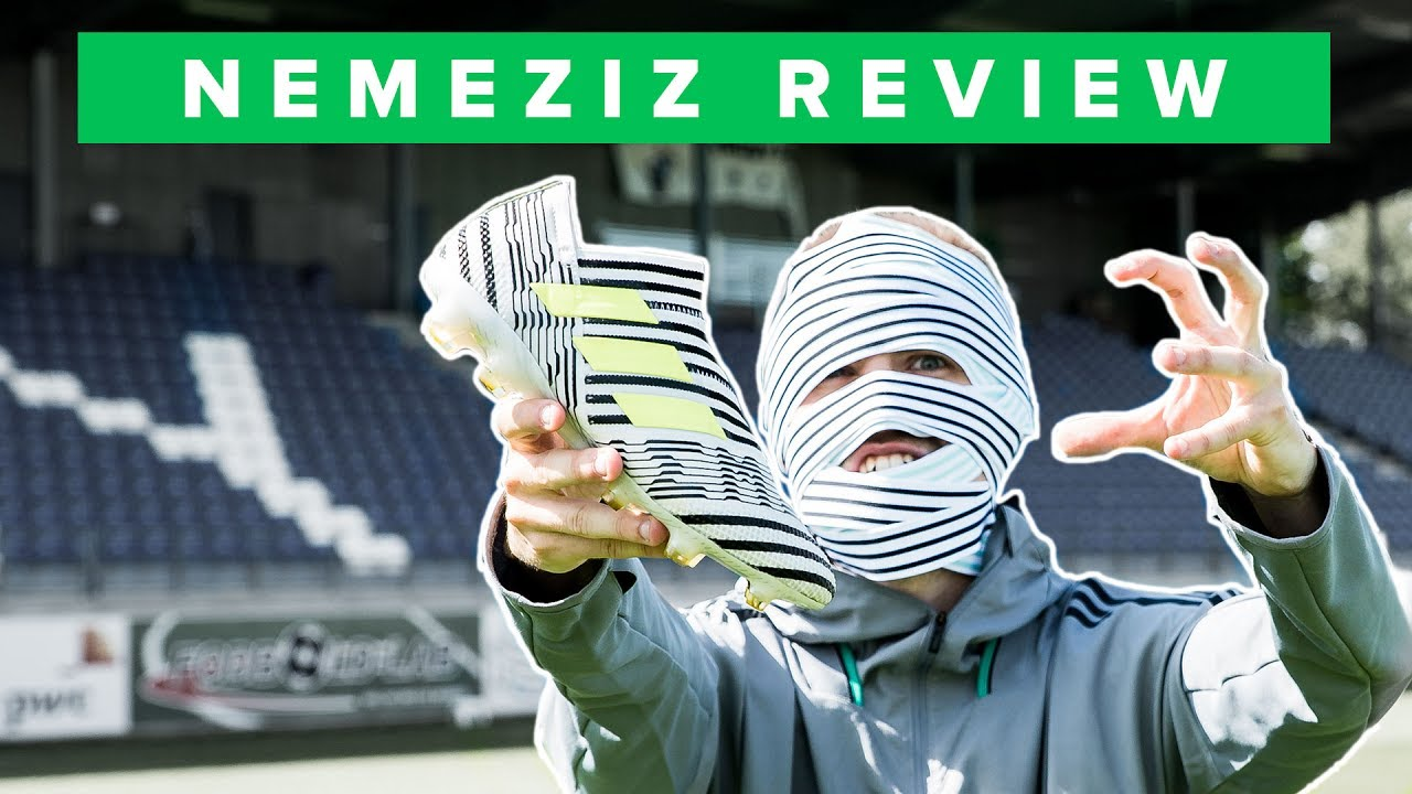 Adidas Nemeziz 17+ Review