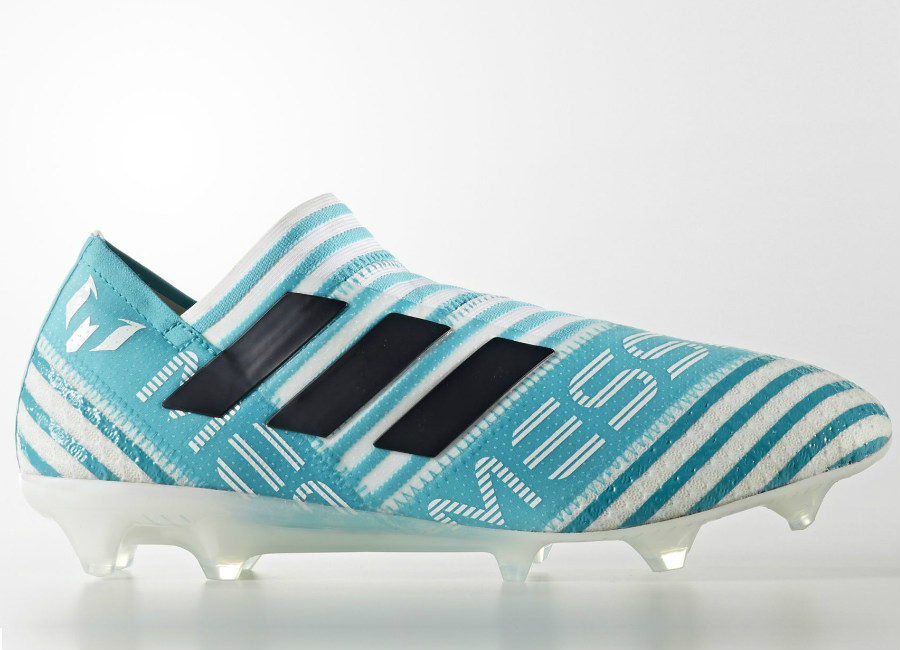Adidas Nemeziz Messi 17 360 Agility Fg Footwear White Legend Ink Energy Blue