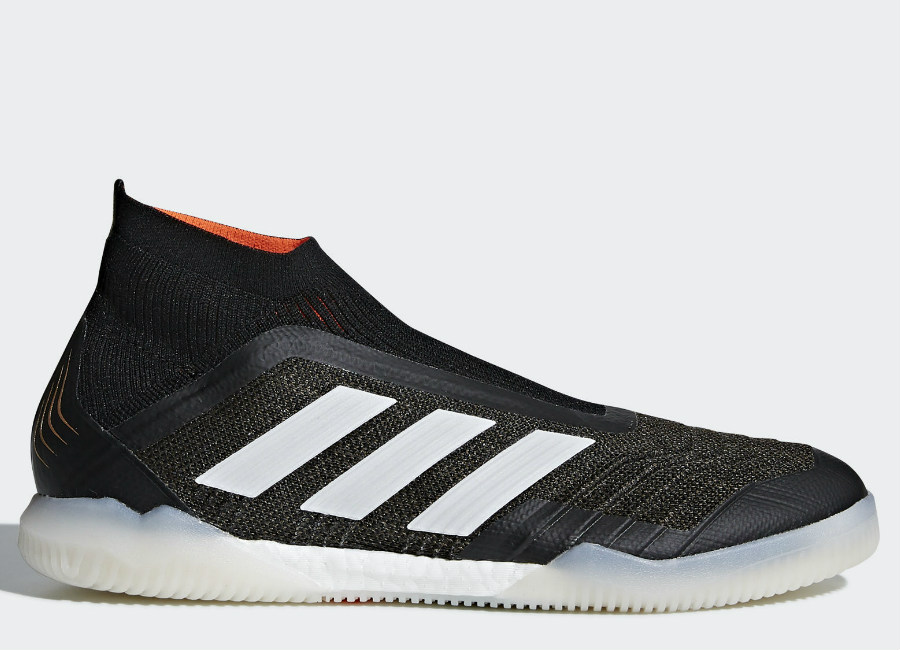 Adidas Predator Tango 18+ IN - Core Black / Ftwr White / Solar Red