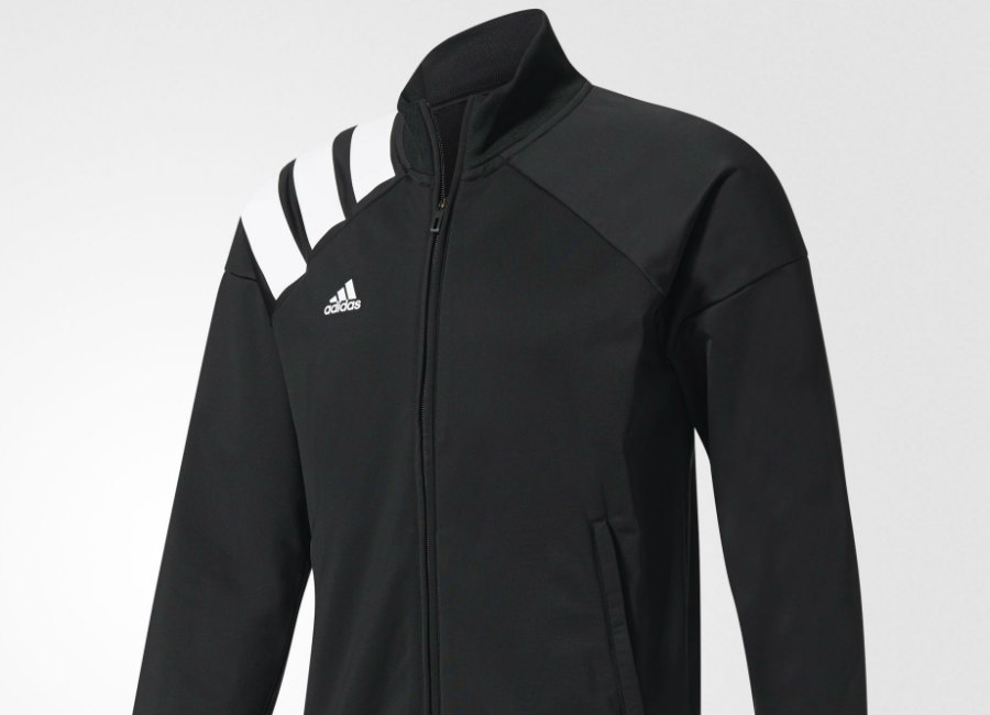 finest selection a6fda e2356 Adidas Tango Stadium Icon Track Jacket - Black / White ...