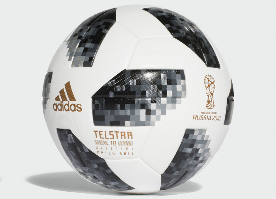 Adidas Telstar 18 - FIFA World Cup 2018 Match Ball