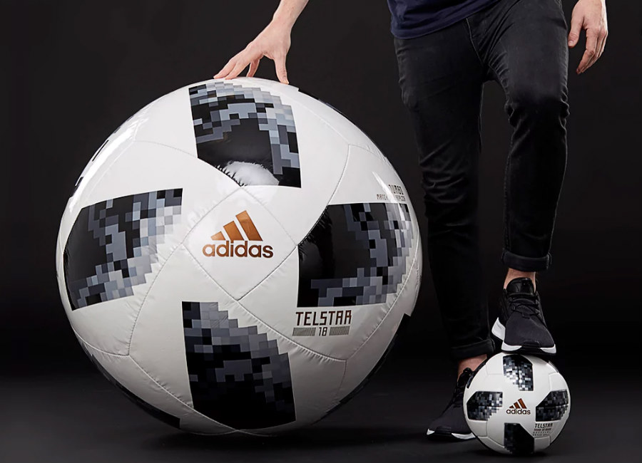 Adidas Telstar World Cup Russia Jumbo Ball