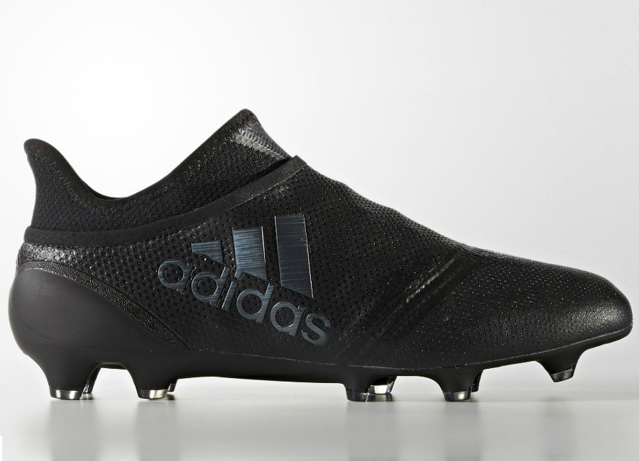 Adidas X 17 Purespeed Fg Magnetic Storm Core Black