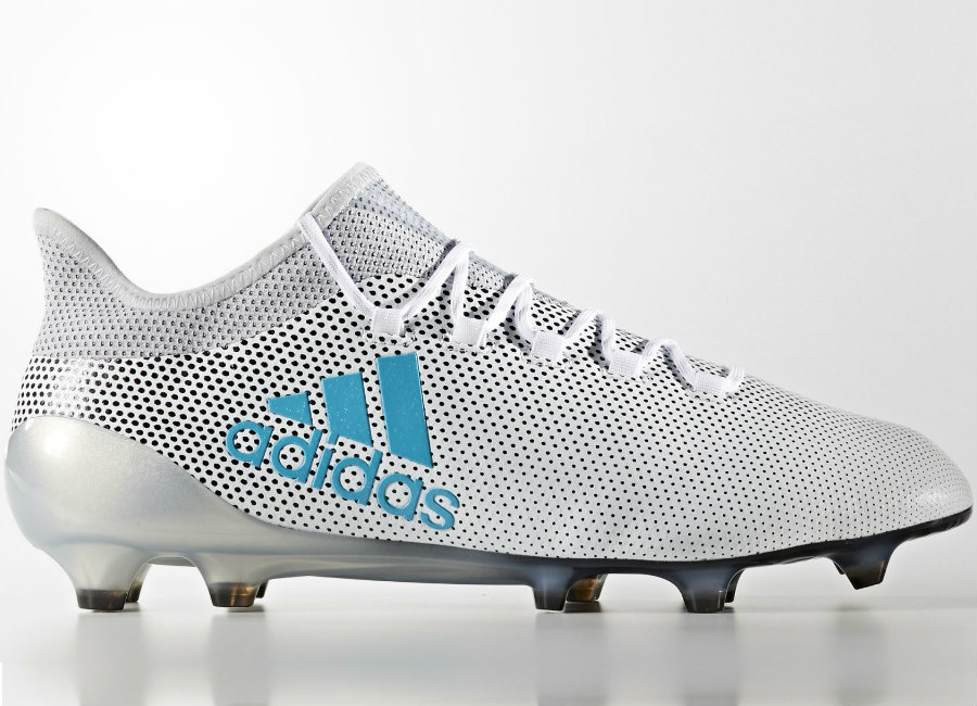 Adidas X 17 1 Fg Dust Storm Footwear White Energy Blue Clear Grey