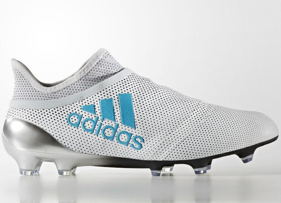 b15c87963 Adidas X 17 Purespeed Fg Dust Storm Footwear White Energy Blue Clear Grey