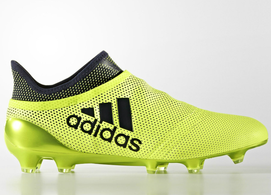Adidas X 17 Purespeed Fg Ocean Storm Solar Yellow Legend Ink