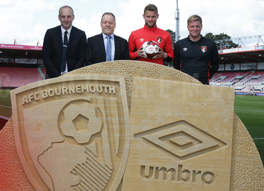 Afc Bournemouth Announce Umbro Kit Deal