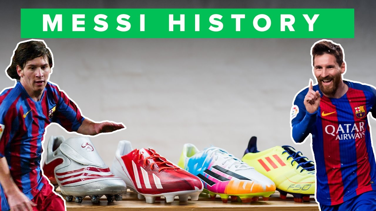 All Adidas Messi Football Boots - Which Is Best?