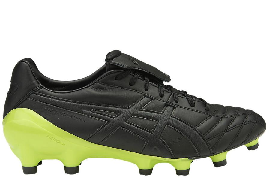Asics Lethal Testimonial 4 It Black Onyx Neon Lime