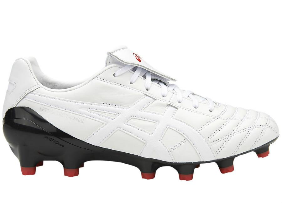 Asics Lethal Testimonial 4 It White Snow Vermellion