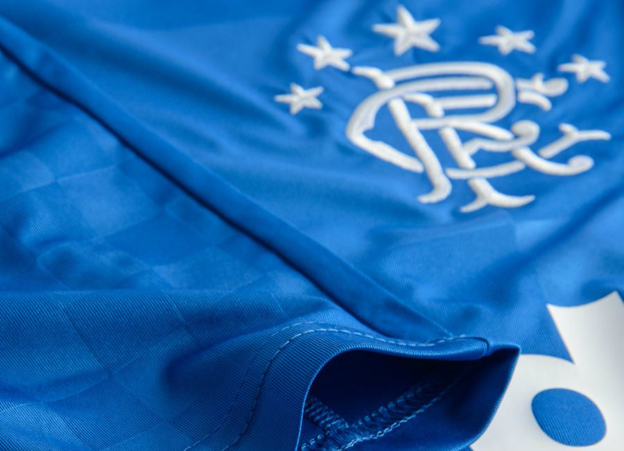 Board Could Approve  New Ibrox Kit This Summer If The Deal Is Right For Rangers