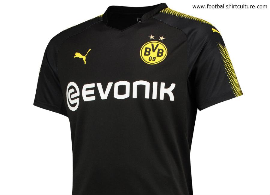 d588d5df0 Borussia Dortmund 2017-18 Puma Away Kit