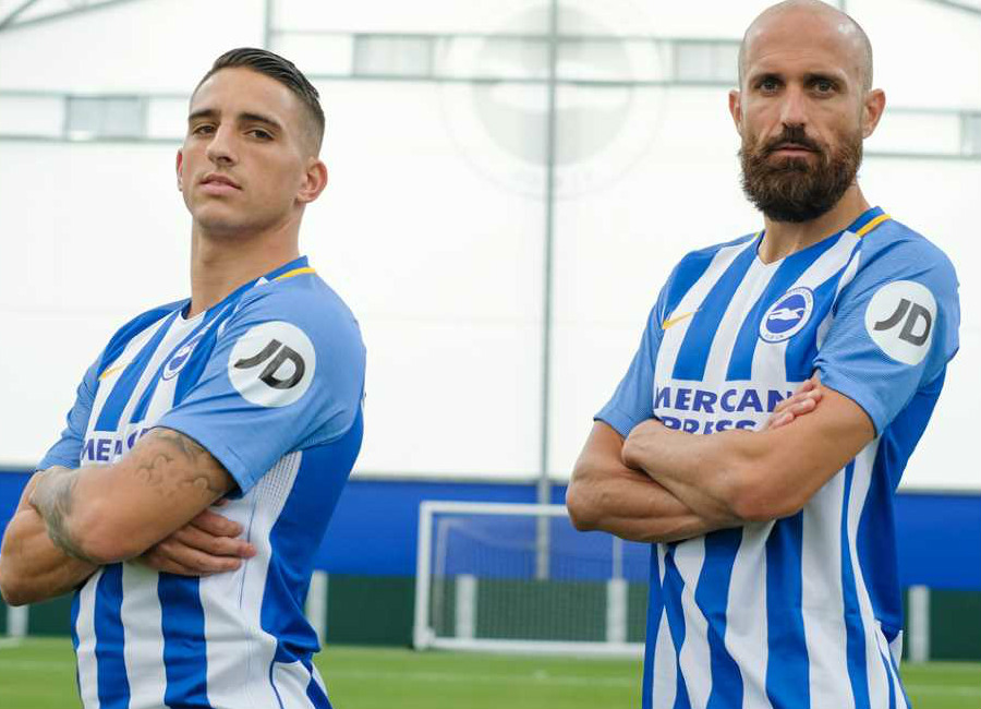 Brighton Hove Albion Announce Jd Sleeve Sponsorship Deal