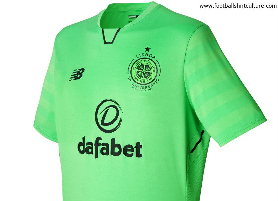 super popular 58277 1829f Celtic 17/18 New Balance Third Kit | 17/18 Kits | Football ...