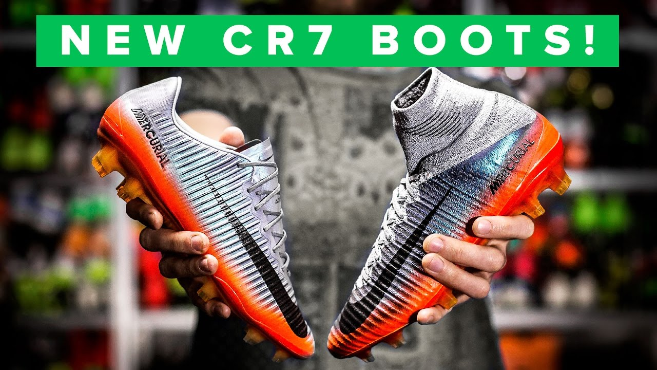 CR7 Nike Mercurial Superfly 5 Football Boots