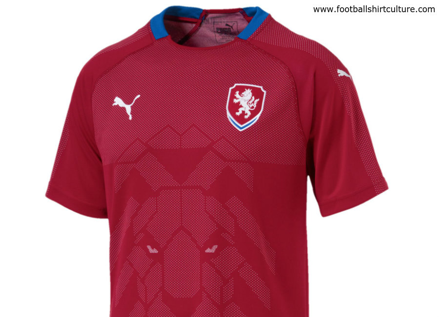 Czech Republic 2018 Puma Home Kit