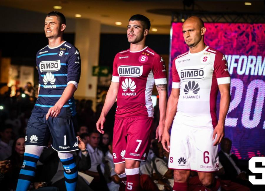 Deportivo Saprissa 2017 Kappa Home Away Kits