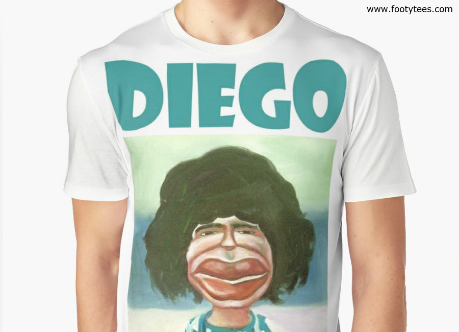 Diego T Shirt Intro