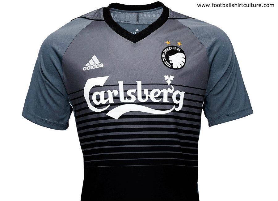 FC Copenhagen 2018 Adidas Third kit