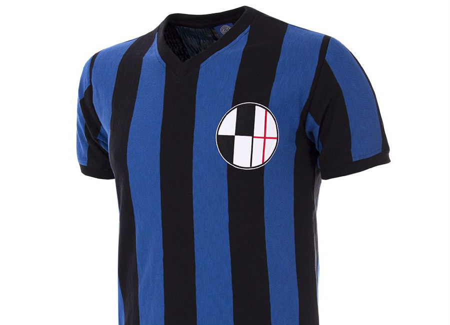 F.C. Internazionale 1929-30 Copa Home Retro Football Shirt