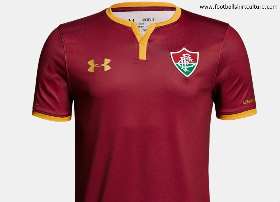 5168070a8b Fluminense 2017 18 Under Armour Third Kit