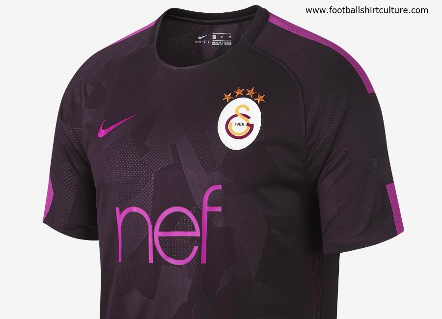 the best attitude 2a600 2e96c Galatasaray 17/18 Nike Third Kit | 17/18 Kits | Football ...