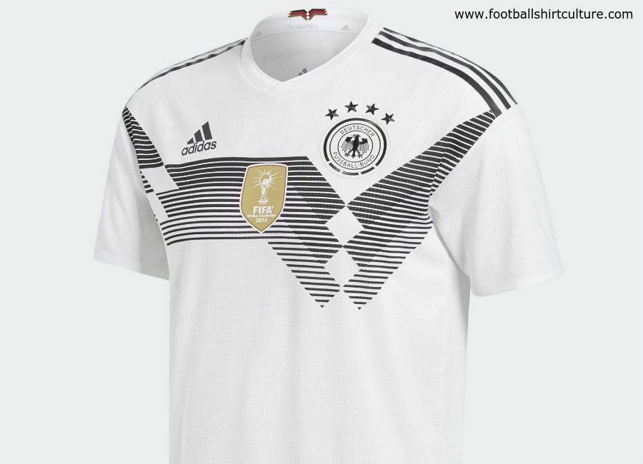 Germany 2018 World Cup Adidas Home Kit