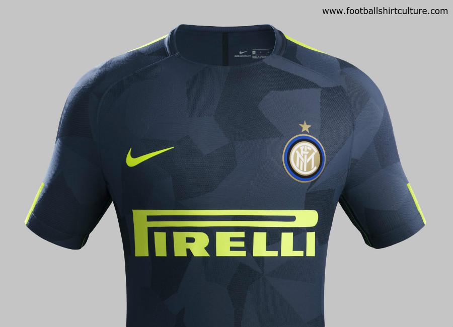 ccbaf800 Inter Milan 2017-18 Nike Third Kit | 17/18 Kits | Football shirt blog