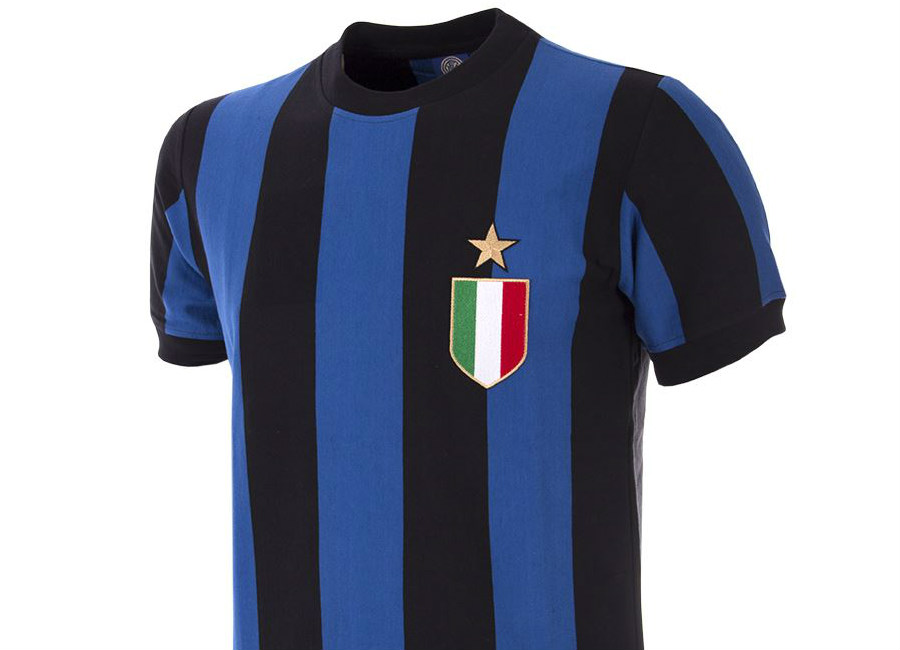 Internazionale 1966-67 Copa Home Retro Football Shirt