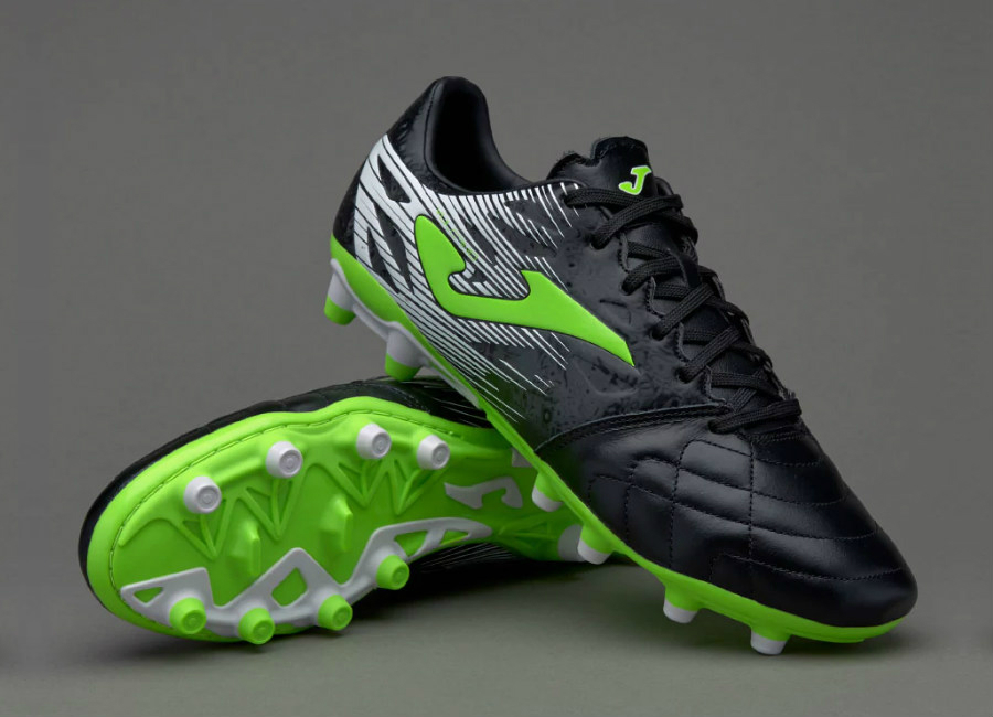 Joma Vulcano 2 0 Fg Black White Green