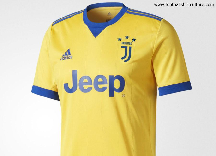 outlet store e7f01 20918 Juventus 17/18 Adidas Away Kit | 17/18 Kits | Football shirt ...