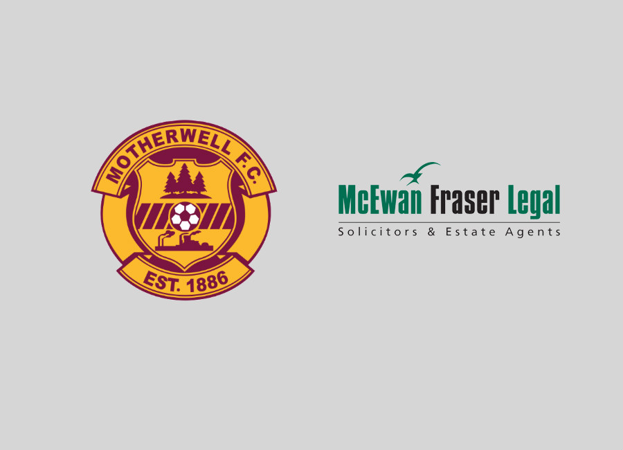 Motherwell Announce Mcewan Fraser Legal Shirt Sponsor Deal