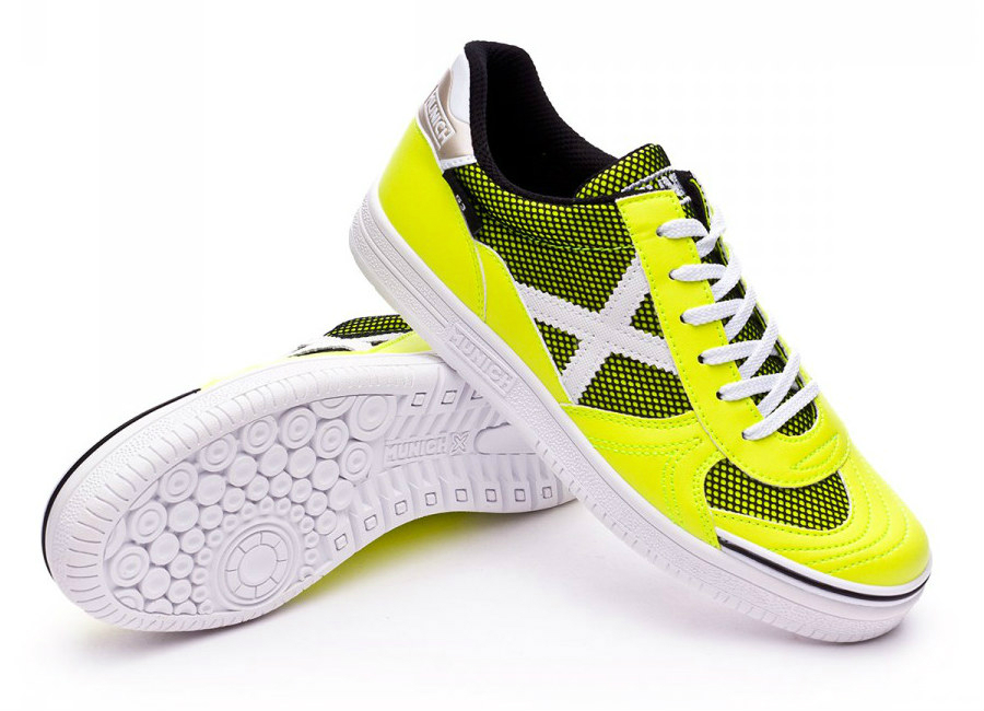 82434d156075 Munich G3 Mesh - Yellow / White / Black