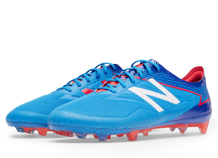 New Balance Furon 3.0 Pro FG - Bolt / Royal Blue / Energy Red