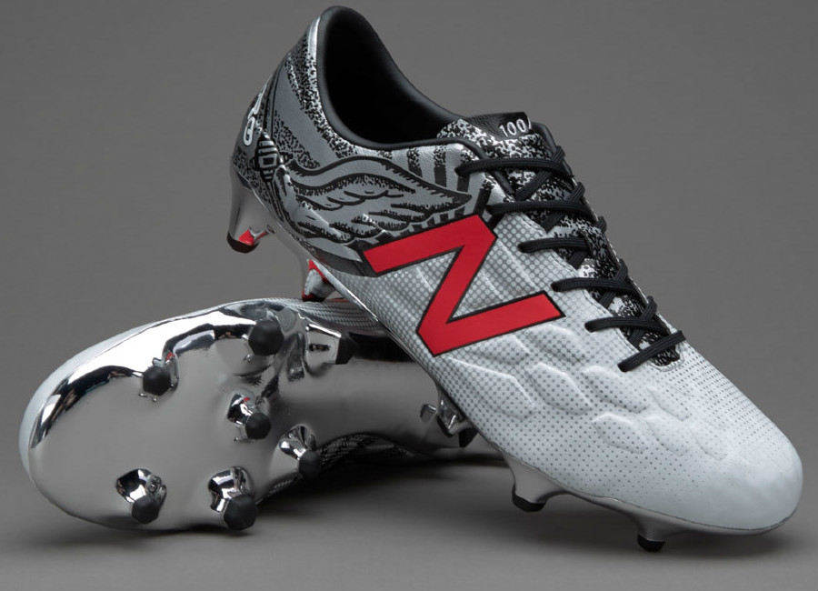 New Balance Ramsey Visaro Limited Edition Fg White Black