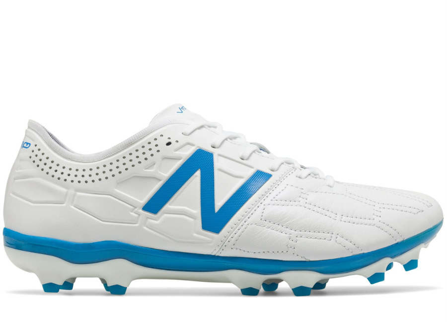 New Balance Visaro 2 0 K Leather Fg White Bolt