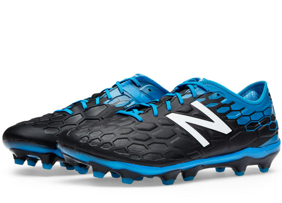 New Balance Visaro 2.0 Pro FG - Black / Bolt / Energy Red