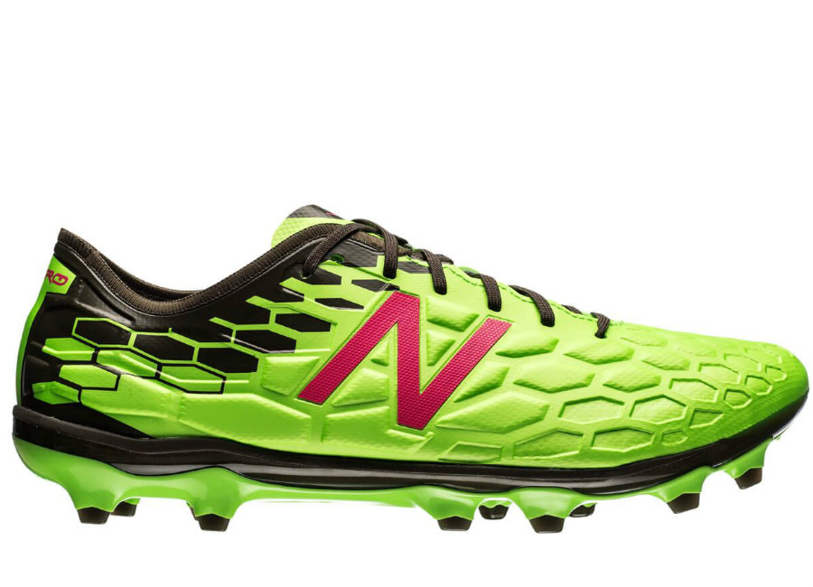 New Balance Visaro 2 0 Pro Fg Energy Lime Military Dark Triumph Alpha Pink