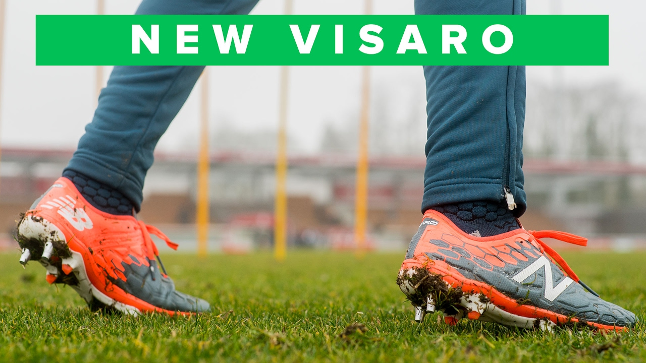 New Balance Visaro 2 Play Test