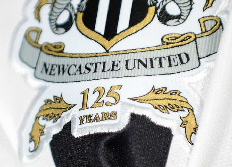 Newcastle United Reveal Anniversary Crest