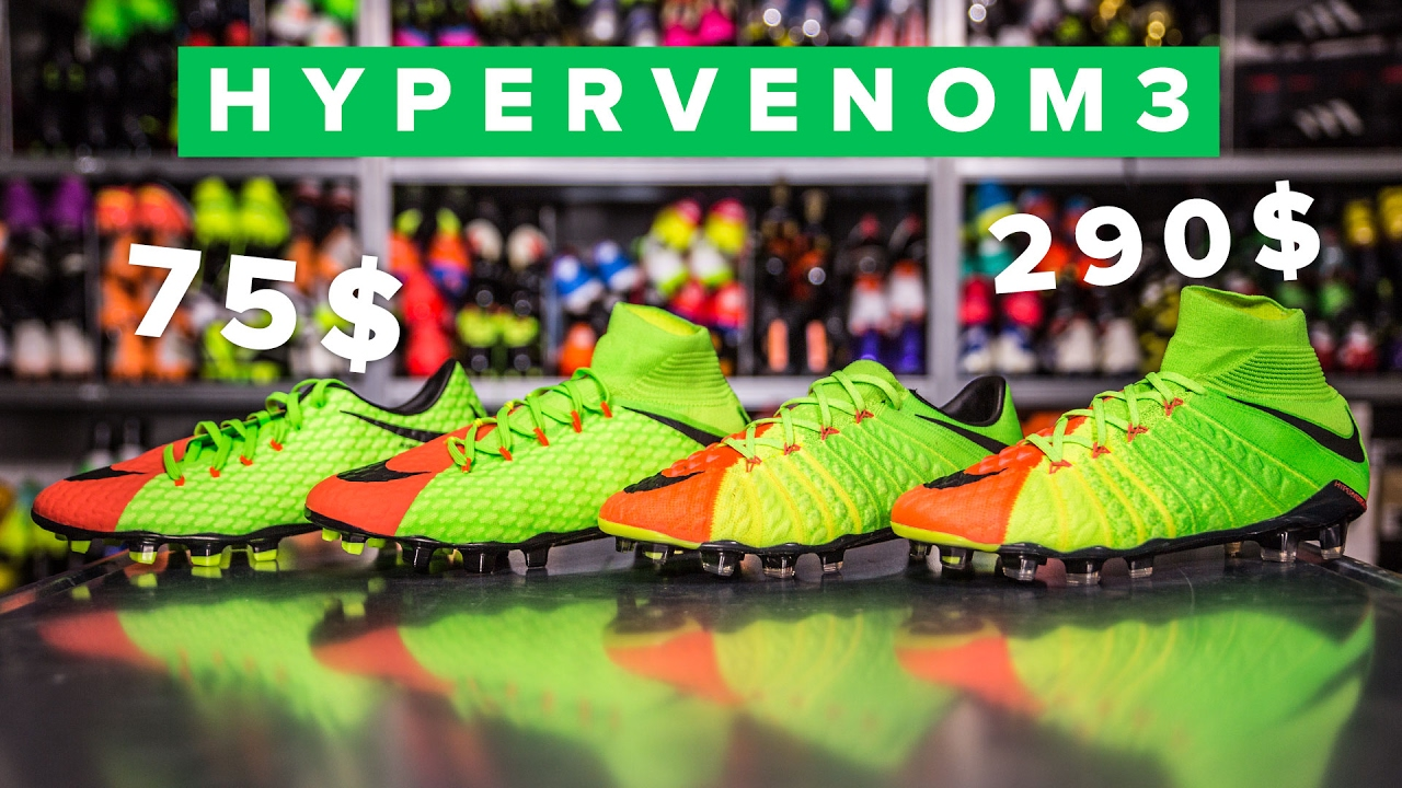 Nike Hypervenom 3 - Exploring the Full Collection