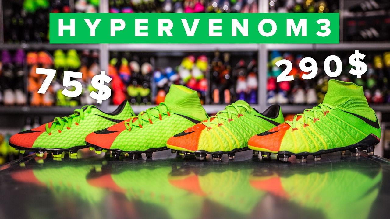 Nike Hypervenom 3 - Exploring the Full Collection