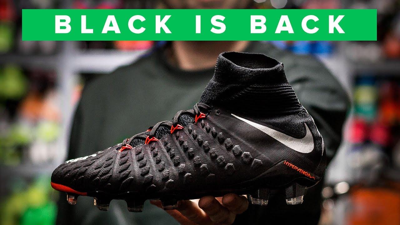 67c84fc484b9 Nike Hypervenom 3 Strike Night Football Boots | Video | Football shirt blog