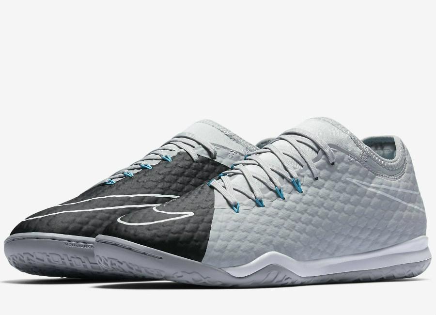 wholesale dealer ad2cc 0aa19 Nike Hypervenomx Finale Ii Ic Chasing Shadows Wolf Grey Chlorine Blue Dark  Grey Black