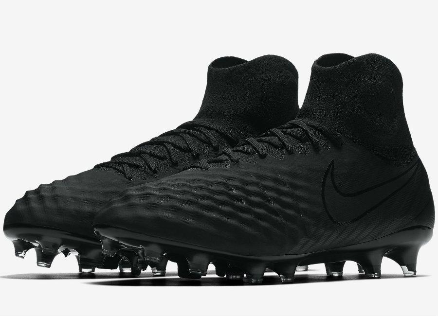 e3fa85c47794 Nike Magista Obra II FG Academy Pack - Black   Black