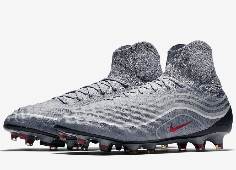 b1467ee196ad Nike Magista Obra II SE FG Revolution - Cool Grey / Wolf Grey / White /  Varsity Red | Football boots | Football shirt blog